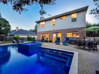 Lakeway Single Family Home Pending - Taking Backups: 327 Hurst Creek Rd