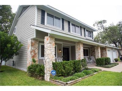 Austin Single Family Home For Sale: 7900 Manassas Dr