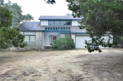 Wimberley Single Family Home Pending - Taking Backups: 109 Freedom Dr