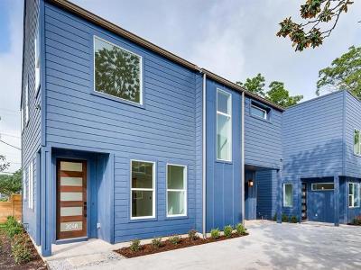 Single Family Home For Sale: 204 Montopolis Dr #A