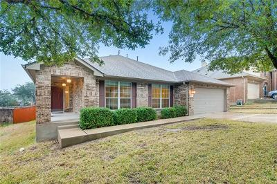 Leander Single Family Home For Sale: 1124 Iron Horse