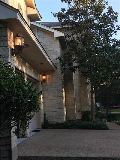 Cedar Park Single Family Home For Sale: 13207 Running Doe Ln