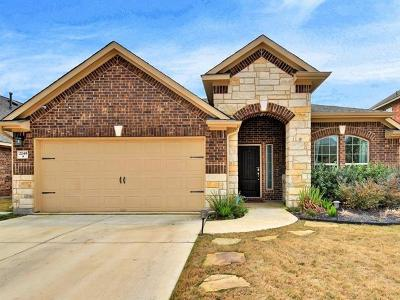 Leander Single Family Home For Sale: 2248 Angelica Ct
