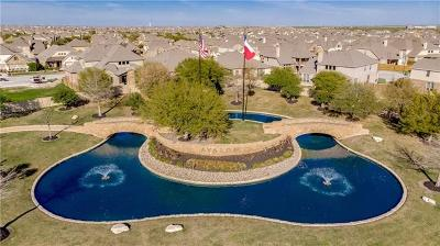 Pflugerville Single Family Home For Sale: 3717 Gildas Path