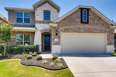 Buda Single Family Home For Sale: 622 Vista Gardens Dr