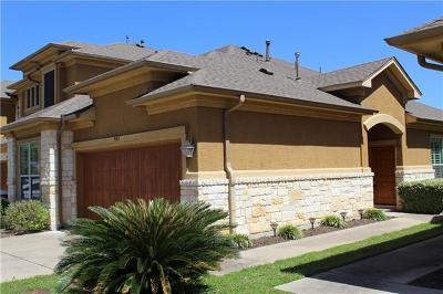 Austin Condo/Townhouse For Sale: 2210 Onion Creek Pkwy #901