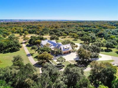 San Marcos Single Family Home For Sale: 300 Water Tower Rd