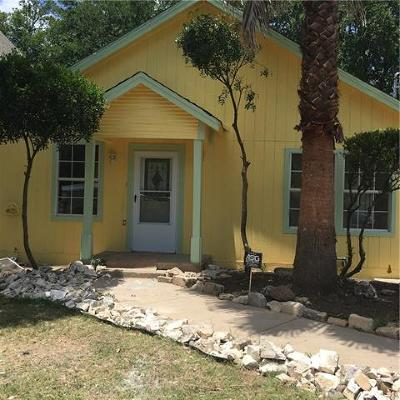 Austin Single Family Home For Sale: 1122 Eleanor St