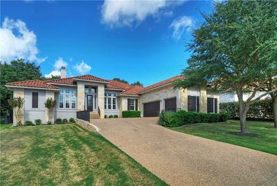 Austin Single Family Home Active Contingent: 15409 Spillman Ranch Loop