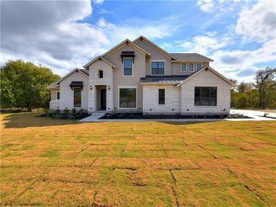 Pflugerville, Round Rock Single Family Home For Sale: 4001 Oak Ridge Dr