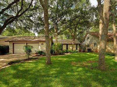 Austin Single Family Home For Sale: 4701 Fieldstone Dr