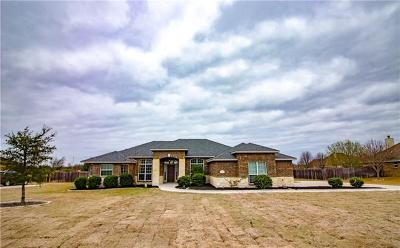 Temple Single Family Home For Sale: 7010 Valley Mist Dr