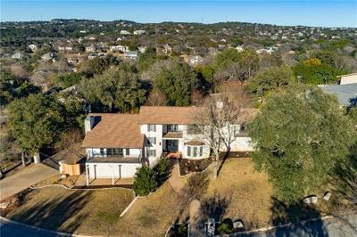 Hays County, Travis County, Williamson County Single Family Home Pending - Taking Backups: 1909 W Cypress Pt W