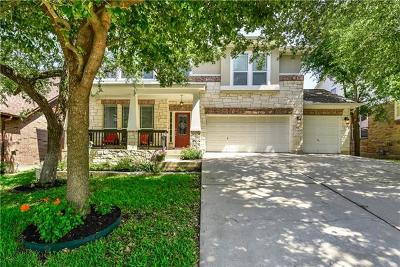 Cedar Park Single Family Home For Sale: 3711 Longhorn Acres St