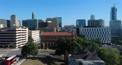 Austin Condo/Townhouse For Sale: 1212 Guadalupe St #803