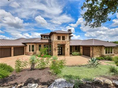 Austin Single Family Home For Sale: 8201 Bellancia Dr