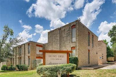 Condo/Townhouse Pending - Taking Backups: 3431 North Hills Dr #107