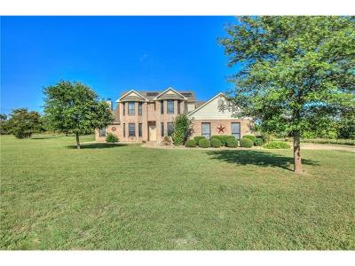 Georgetown Single Family Home For Sale: 100 Buoy Dr