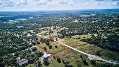 Liberty Hill Residential Lots & Land For Sale: 121 Saddle Ln