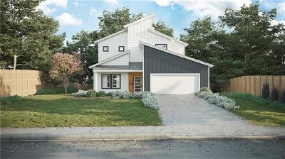 Travis County Single Family Home For Sale: 2907 Buffalo Trl