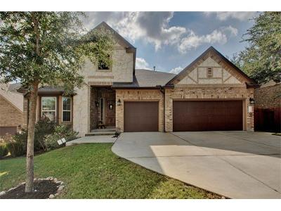 Cedar Park Single Family Home Pending - Taking Backups: 3204 Rocky Top Ln