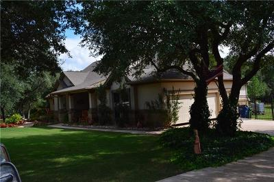 Liberty Hill  Single Family Home For Sale: 101 Paloma Pl