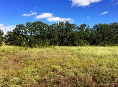 Florence TX Residential Lots & Land For Sale: $49,900