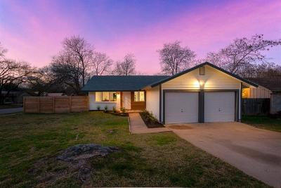 Austin Single Family Home For Sale: 2305 Aldford Dr