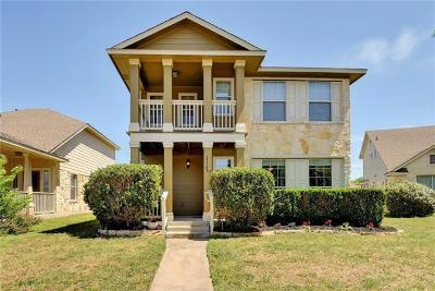 Pflugerville Single Family Home For Sale: 17709 Ice Age Trails St