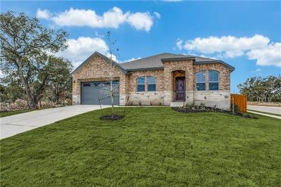 Leander Single Family Home For Sale: 2445 Deering Creek Ct