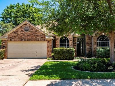 Round Rock Single Family Home Pending - Taking Backups: 1104 Quail Ln