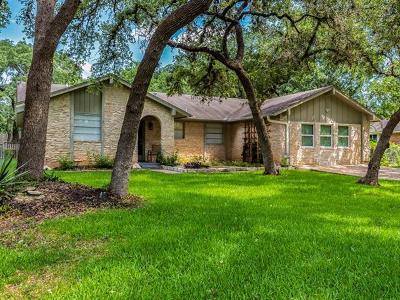 Cedar Park Single Family Home For Sale: 13201 Fawn Valley Dr