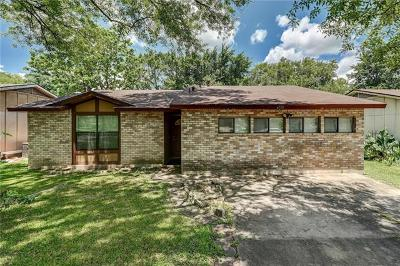 Single Family Home For Sale: 6500 Capriola Dr