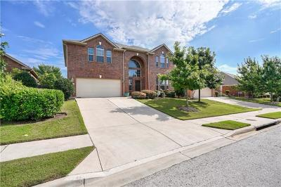 Pflugerville Single Family Home For Sale: 2920 Dusty Chisolm Trl