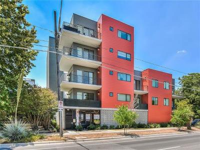 Austin Condo/Townhouse For Sale: 1615 E 7th St #307