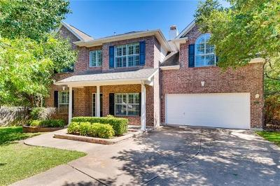 Travis County Single Family Home Pending - Taking Backups: 10801 Ariock Ln