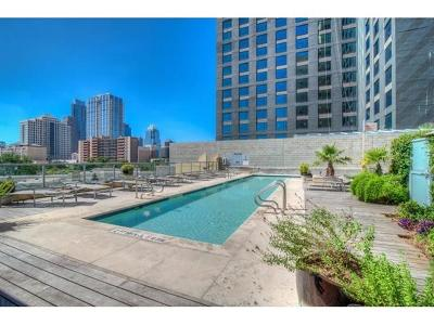 Austin Condo/Townhouse For Sale: 603 Davis St #1106