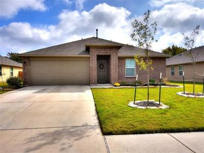 Single Family Home For Sale: 609 Luna Vista Dr