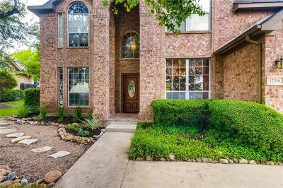 Single Family Home For Sale: 12316 Pleasant Hill Ct