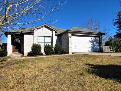 Kyle Single Family Home For Sale: 1047 Ridgemont Ln
