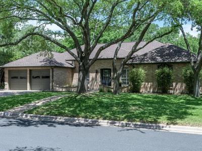 Austin Single Family Home For Sale: 4220 Lostridge Dr