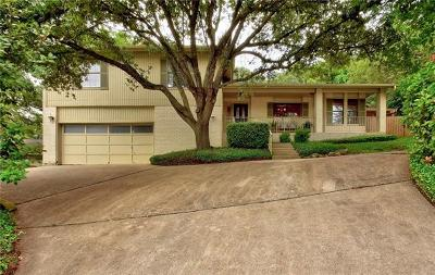 Austin Single Family Home For Sale: 3915 Dry Creek Dr
