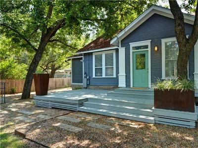 Austin Single Family Home For Sale: 315 E Live Oak St
