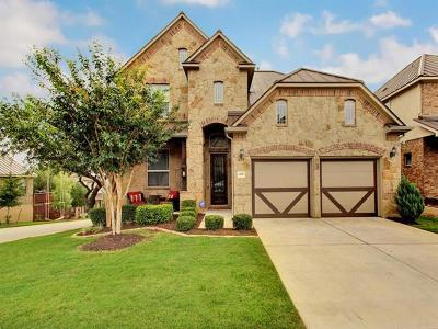Austin Single Family Home For Sale: 4217 Vista Verde Dr