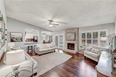 Travis County Single Family Home Pending - Taking Backups: 12200 Grimsley Dr