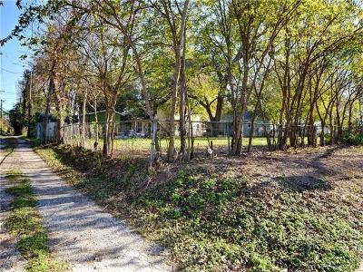 Travis County Residential Lots & Land For Sale: 2000 Riverview St