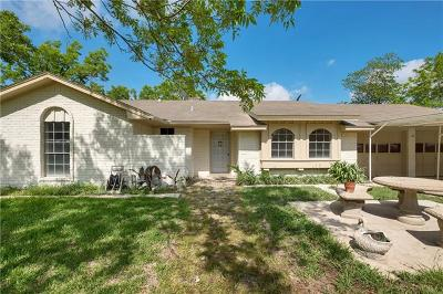Single Family Home For Sale: 2800 Sh 95