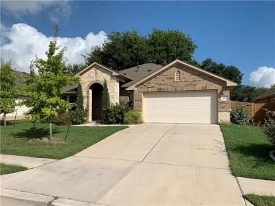 Bastrop Single Family Home For Sale: 118 Clear Water Pass