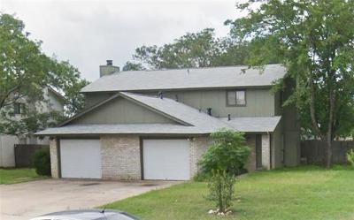 Menard County, Val Verde County, Real County, Bandera County, Gonzales County, Fayette County, Bastrop County, Travis County, Williamson County, Burnet County, Llano County, Mason County, Kerr County, Blanco County, Gillespie County Multi Family Home For Sale: 1205 Doreen Ct