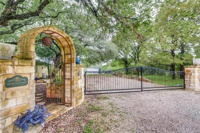 Hays County, Travis County, Williamson County Single Family Home For Sale: 4604 Stearns Ln